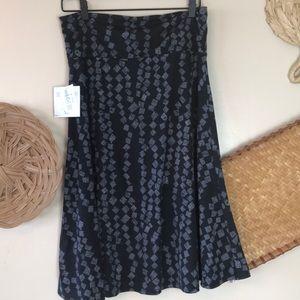 Lularoe Azure skirt NWT Xl